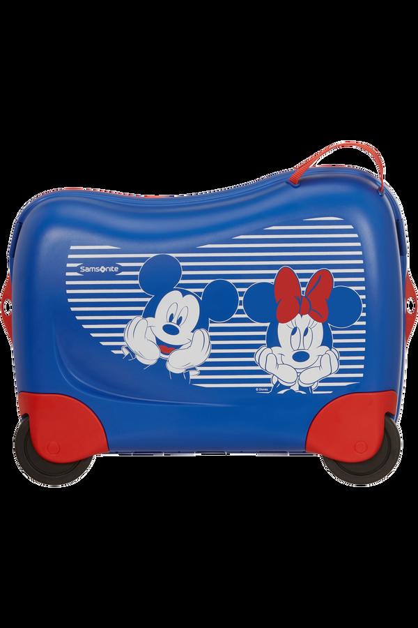 Samsonite Dream Rider Disney Suitcase Disney  Minnie/Mickey Stripes