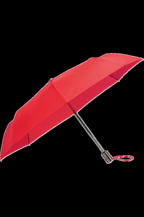 Samsonite Rain Pro 3 Sect.Auto O/C  Rouge lave