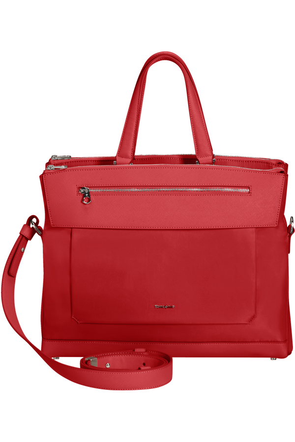 Samsonite Zalia 2.0 Bailhandle 3 Compartments 14.1'  Classic Red