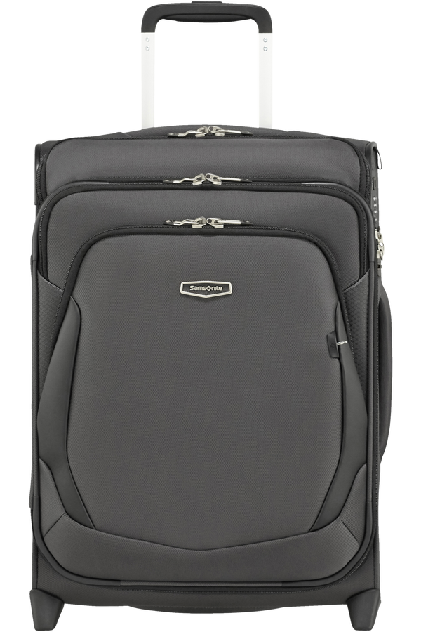 Samsonite X'blade 4.0 Upright Strict Toppocket 55cm  gris / noir