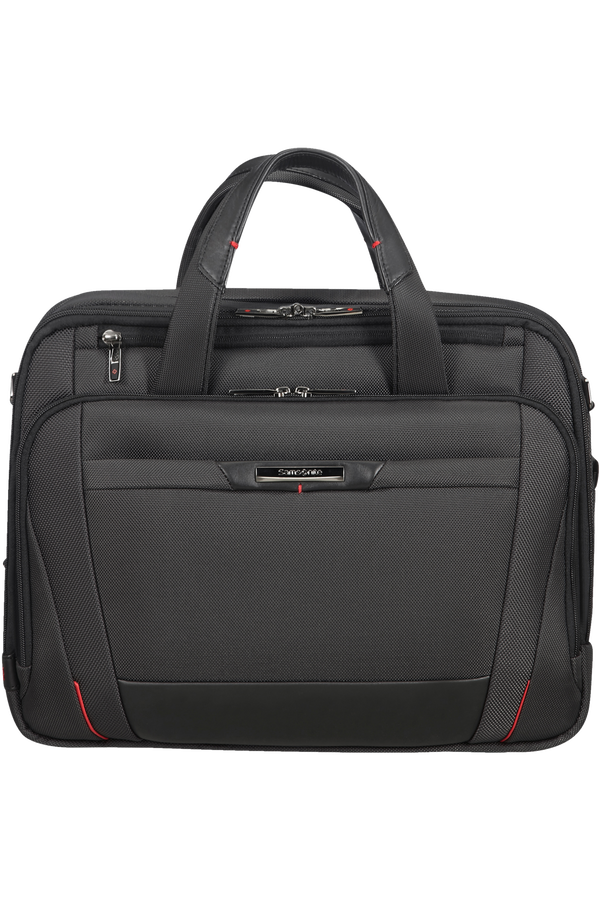 Samsonite Pro-Dlx 5 Laptop Bailhandle Expandable  39.6cm/15.6inch Noir