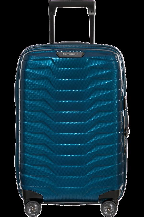 Samsonite Proxis Spinner Expandable Length 35cm 55cm  Bleu pétrole