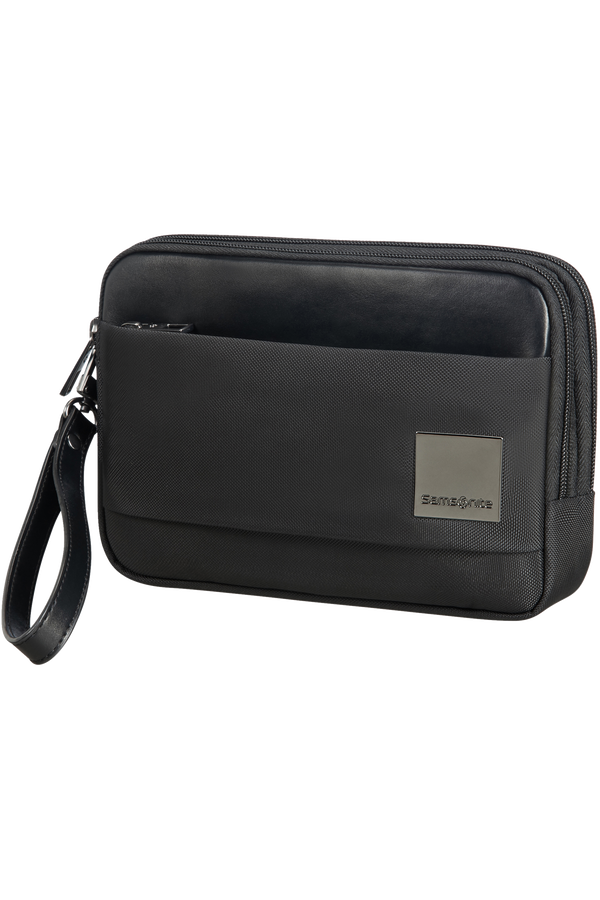 Samsonite Hip-Square Clutch S 2 Compartments  Noir