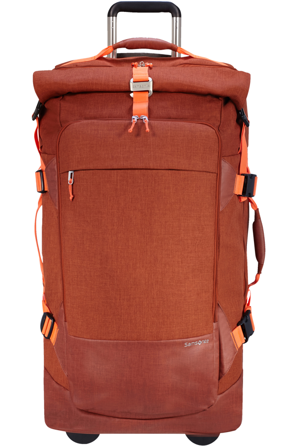 Samsonite Ziproll Duffle/Wh 75/28  Orange