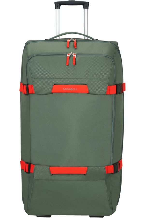 Samsonite Sonora Duffle with wheels 82cm  Thyme Green