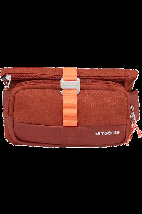 Samsonite Ziproll Belt Bag  Orange