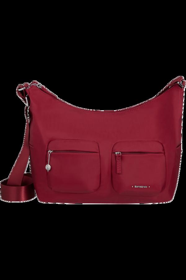 Samsonite Move 3.0 Shoulder Bag + 2 Pockets M  Rouge automne
