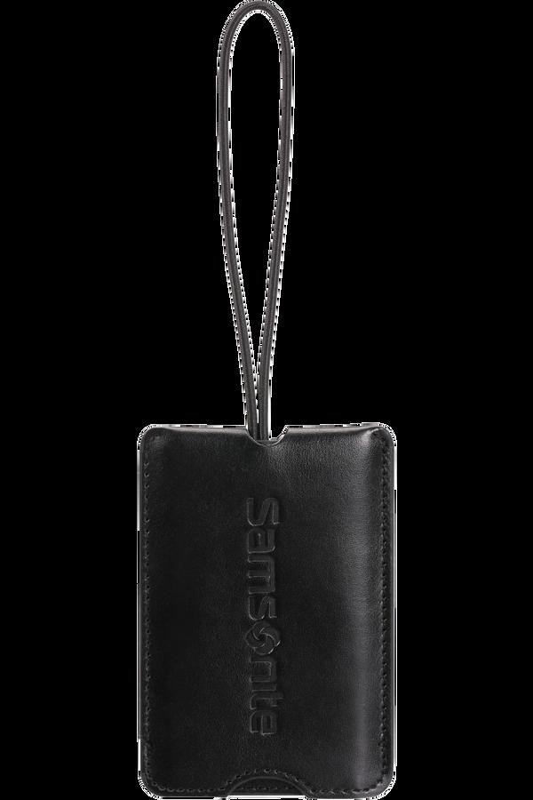 Samsonite Global Ta Secure Luggage Tag Zwart