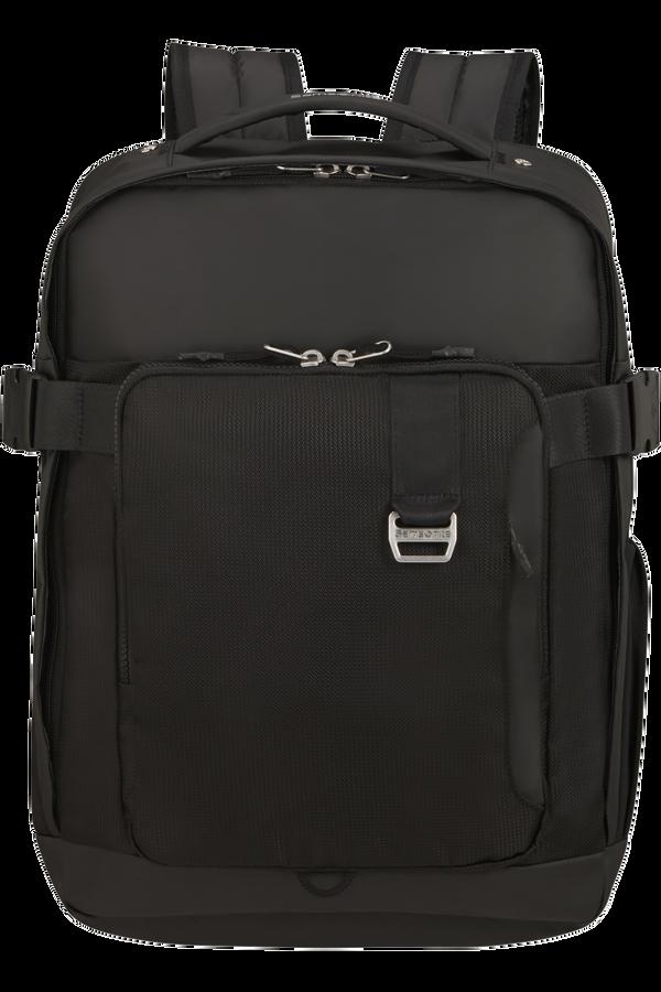 Samsonite Midtown Laptop Backpack Expandable L 15.6inch Zwart
