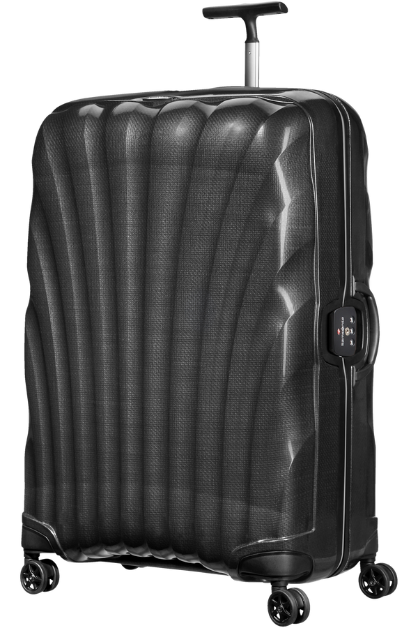 Samsonite Lite-Locked Spinner 81cm Zwart