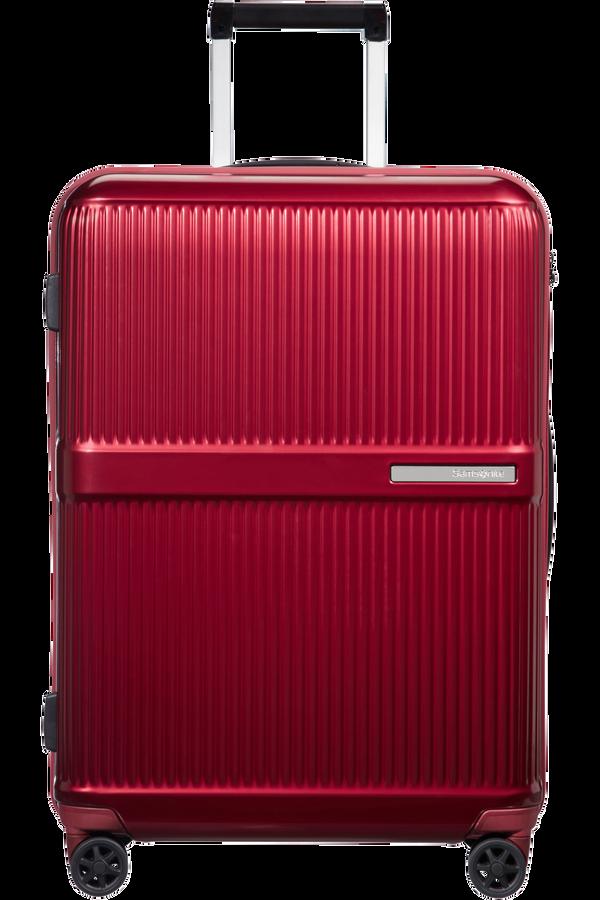 Samsonite Dorsett Spinner 66cm  Matte Metallic Red