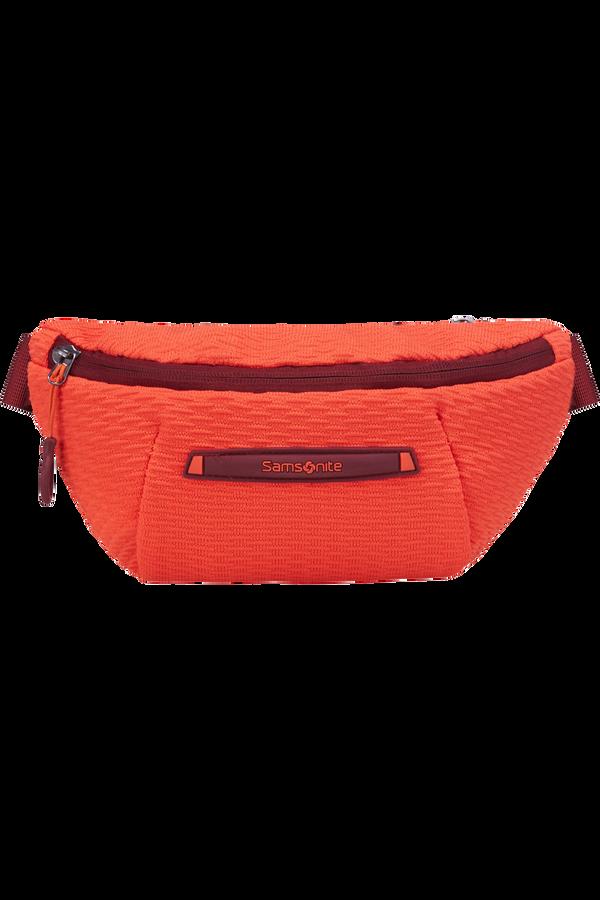 Samsonite Neoknit Belt Bag  Fluo Red/Port