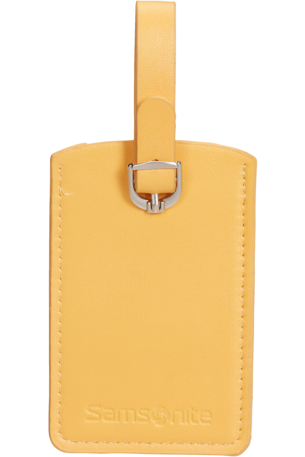 Samsonite Global Ta Rectangle Luggage Tag x2 Sunflower