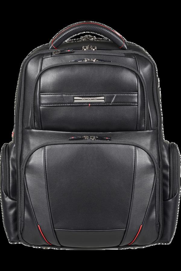 Samsonite Pro-Dlx 5 Lth Laptop Backpack  15.6inch Noir