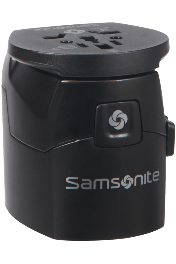 Samsonite Global Ta Worldwide Adapter Zwart