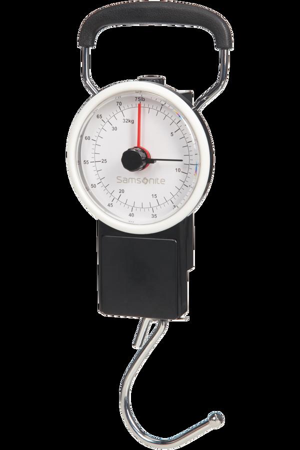 Samsonite Global Ta Manual Scale Zwart