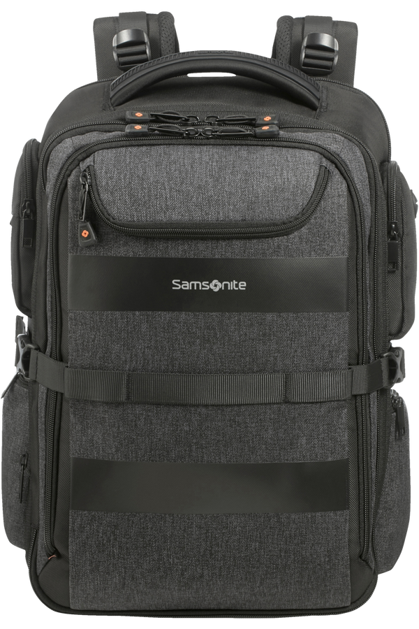 Samsonite Bleisure Backpack 15.6' Exp Overnight  Antraciet