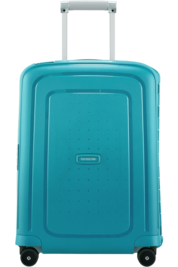 Samsonite S'Cure Spinner 55cm  Petrol Blue Capri