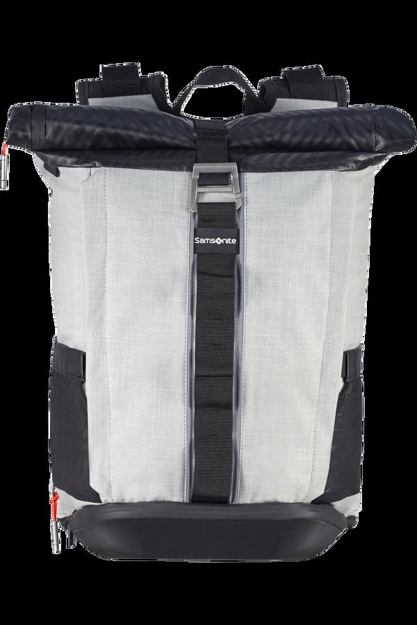 Samsonite 2WM Laptop Backpack Roll. Top  15.6inch Blanc