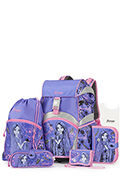 Ergonomic Backpack Rugzak Rapunzel