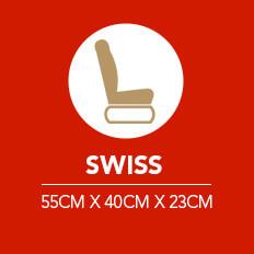Swiss Hand Luggage
