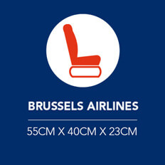 Brussels Airlines Hand Luggage