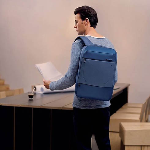 Urban Arc, the right bag for the right man!
