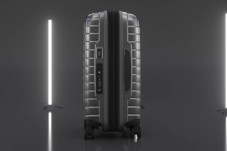 Geavanceerde en uitbreidbare koffer