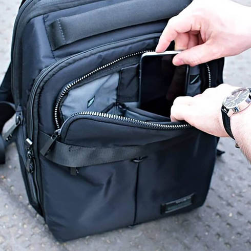 CityVibe, ideal for office, leisure time and for travelling abroad.