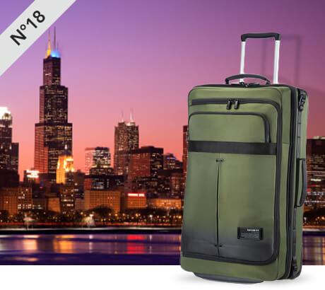 Chicago, USA with CityVibe