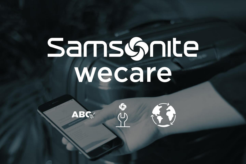 Samsonite WeCare: