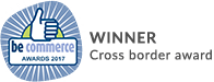 BeCommerce Cross border award