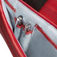 Rangement très fonctionnel et intérieur très bien organisé, ainsi que des poches pour ranger toutes vos affaires.