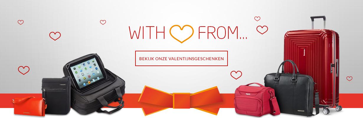Valentijnsgeschenken