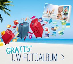 Uw gratis fotoalbum!