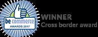 BeCommerce Cross border award