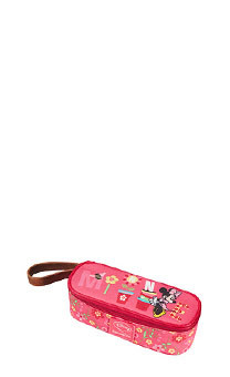 Samsonite Disney Stylies Pencil Case Pre-School Minnie Blossoms